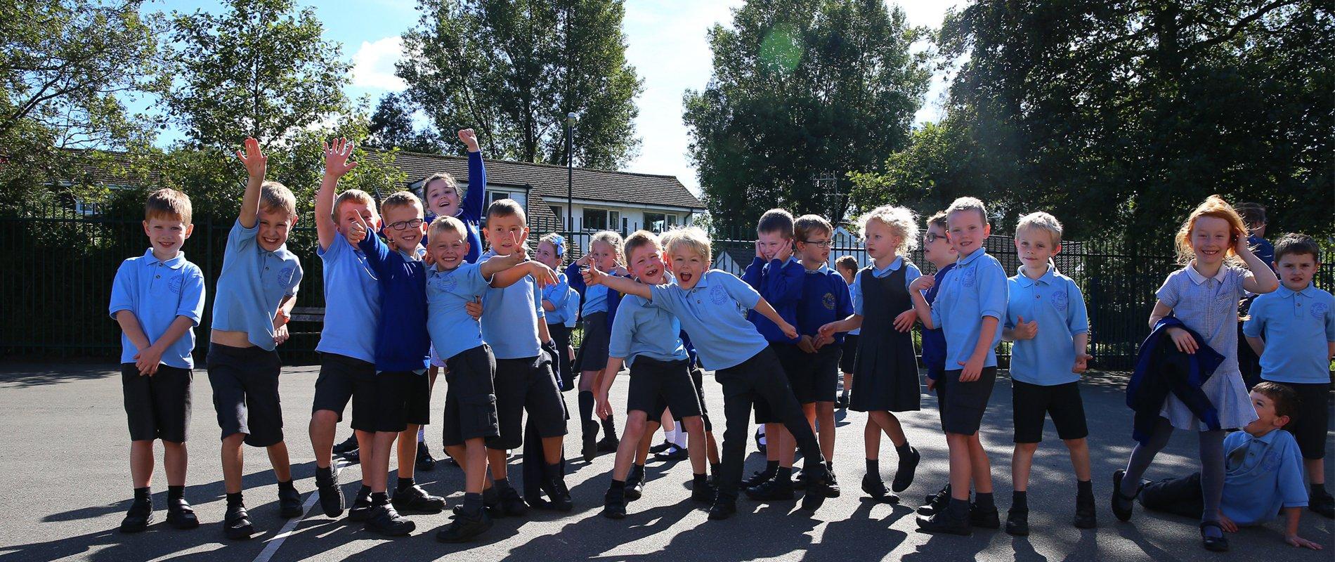 Welcome to Euxton CE Primary School.